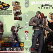 GTA SA Resident Evil Mod (GTA SA Zombie) (2004) PC Custom Cover
