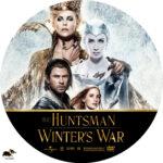 The Huntsman: Winter's War (2016) R1 Custom Label