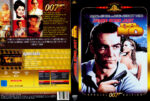 James Bond 007 jagt Dr. No (1962) R2 German Custom Cover