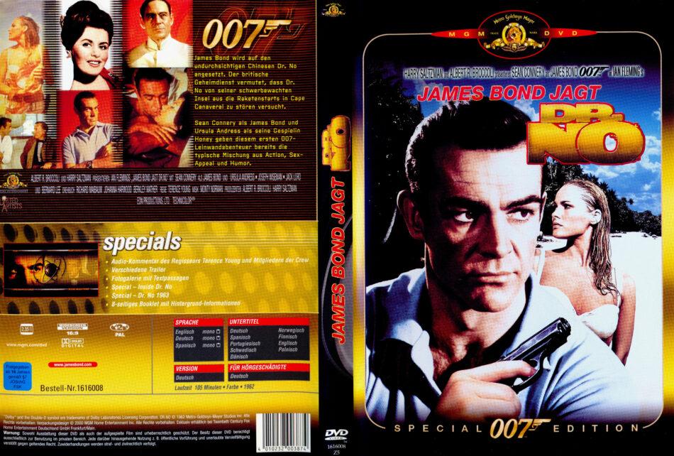 James Bond – 007 Jagt Dr. No