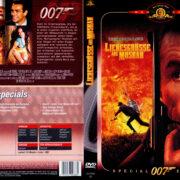 James Bond 007 – Liebesgrüße aus Moskau (1963) R2 German Cover