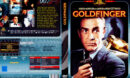 James Bond 007 - Goldfinger (1964) R2 German Cover