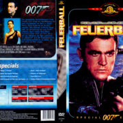 James Bond 007 – Feuerball (1965) R2 German Cover