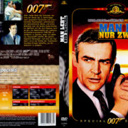James Bond 007 – Man lebt nur zweimal (1967) R2 German Cover