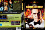James Bond 007 – Diamantenfieber (1971) R2 German Cover