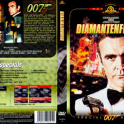 James Bond 007 - Diamantenfieber (1971) R2 German Cover