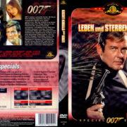 James Bond 007 – Leben und sterben lassen (1973) R2 German Cover