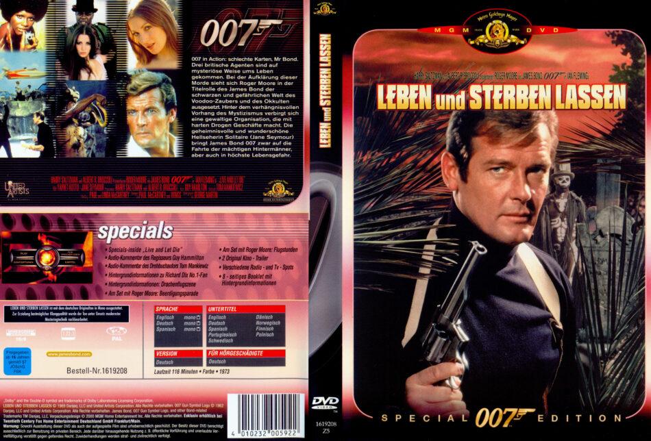 James Bond Leben Und Sterben Lassen