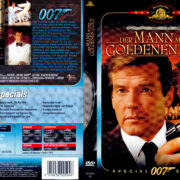James Bond 007 – Der Mann mit dem goldenen Colt (1974) R2 German Cover