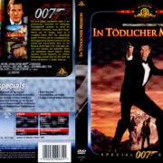 James Bond 007 – In tödlicher Mission (1981) R2 German Cover