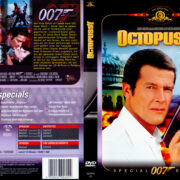 James Bond 007 - Octopussy (1983) R2 German Cover