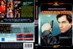 James Bond 007 – Lizenz zum Töten (1989) R2 German Cover