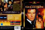 James Bond 007 – GoldenEye (1995) R2 German Cover