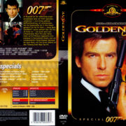 James Bond 007 - GoldenEye (1995) R2 German Cover