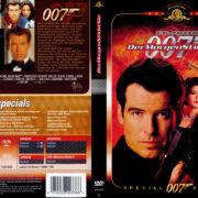 James Bond 007 – Der Morgen stirbt nie (1997) R2 German Cover