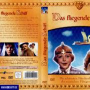 Das fliegende Schiff (1960) R2 German Cover