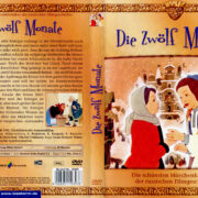Die zwölf Monate (1956) R2 German Cover