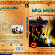 Mio, mein Mio (1987) R2 German Cover