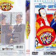 Piratensender Power Play (1982) R2 German Cover