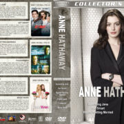 Anne Hathaway Collection – Set 2 (2007-2009) R1 Custom Covers