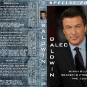 Alec Baldwin Triple Feature (1990-1997) R1 Custom Cover