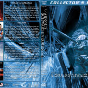 An Arnold Schwarzenegger Collection (4) (1982-1990) R1 Custom Cover
