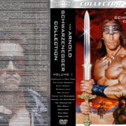 The Arnold Schwazernegger Collection – Volume 1 (1970-1987) R1 Custom Cover