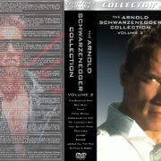 The Arnold Schwazernegger Collection – Volume 2 (1987-1997) R1 Custom Cover
