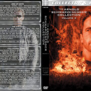 The Arnold Schwazernegger Collection – Volume 3 (1999-2003) R1 Custom Cover