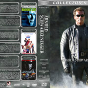 An Arnold Schwazernegger Collection (6-disc) (1985-2003) R1 Custom Covers