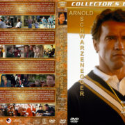 Arnold Schwazernegger Collection (4-disc) (1988-1996) R1 Custom Cover