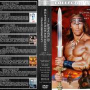 The Arnold Schwazernegger Filmography – Set 1 (1970-1984) R2 German Cover