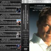 The Arnold Schwazernegger Filmography – Set 3 (1990-1997) R2 German Cover