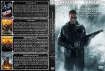 The Arnold Schwazernegger Filmography – Set 3 (2013-2015) R1 Custom Cover