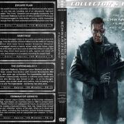 The Arnold Schwazernegger Filmography - Set 3 (2013-2015) R1 Custom Cover