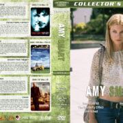Amy Smart Collection – Set 2 (2001-2006) R1 Custom Covers