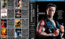Arnold Schwazernegger Collection (8-disc) (1985-2000) R1 Custom Cover