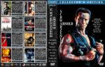 Arnold Schwazernegger Collection (8-disc) (1985-2000) R1 Custom Cover