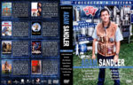 Adam Sandler Filmography – Set 1 (1989-1999) R1 Custom Cover
