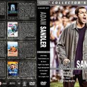 Adam Sandler Filmography – Set 2 (2000-2005) R1 Custom Cover