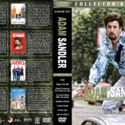 Adam Sandler Filmography – Set 3 (2006-2011) R1 Custom Cover