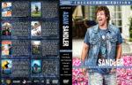 Adam Sandler Filmography – Set 4 (2011-2015) R1 Custom Cover