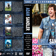 Adam Sandler Filmography – Set 4 (2011-2015) R1 Custom Cover