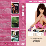 Brittany Murphy Collection – Set 3 (2006-2010) R1 Custom Covers