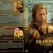 Brad Pitt – Collection 2 (1995-2004) R1 Custom Cover
