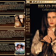 Brad Pitt – Collection 3 (1992-1994) R1 Custom Cover