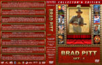 Brad Pitt Collection – Set 1 (1988-1993) R1 Custom Cover