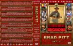 Brad Pitt Collection – Set 1 (1988-1993) R1 Custom Cover