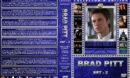 Brad Pitt Collection - Set 2 (1994-1998) R1 Custom Cover