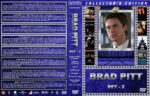 Brad Pitt Collection – Set 2 (1994-1998) R1 Custom Cover